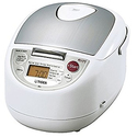 Tiger JBA-T10U 5.5-Cup Micom Rice Cooker