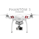 DJI Phantom 3 大疆精灵3 标准版 2.7k 四轴航拍无人机