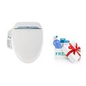 Bio Bidet BB-600 Bidet Toilet Seat with Free Travel Bidet