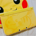 Nintendo Pikachu Yellow Edition New Nintendo 3DS XL Console