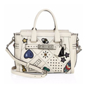 Saks Fifth Avenue: 25% OFF +Extra 10% OFF Coach Handbags