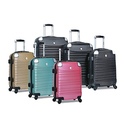 Dejuno Impact Hardside Spinner Luggage Set (3-Piece)