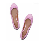 MARION QUILTED BALLET FLAT