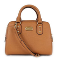 MICHAEL Michael Kors Saffiano Leather Small Satchel Acorn