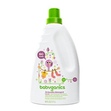 Babyganics 3x Laundry Detergent for Babies 60 Fluid Ounce