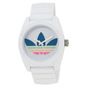 adidas Unisex ADH2916 Santiago Analog Display Analog Quartz White Watch