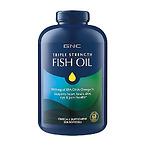 3 Triple Strength Fish Oil