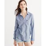 Abercrombie & Fitch: 精选衬衫低至4折