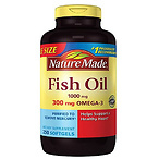 Fish Oil 1000 Mg-250 ct