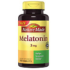 Melatonin Tablets - 240 ct