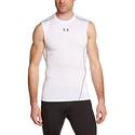 Under Armour Men's HeatGear Armour Sleeveless Compression Shirt