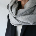 Century 21: Yves Saint Laurent 羊毛羊绒混纺围巾 反季强势回归!