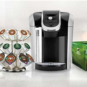 $40 K-Cup pods, brewers, and accessories from Keurig.com