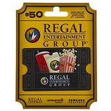 Regal Entertainment Gift Card $50