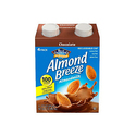 Blue Diamond Dairy Free Almond Breeze Almondmilk Chocolate Pack of 4