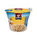 Quaker Instant Oatmeal Instant Oats Express Cups Pack of 12
