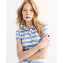 A&F: Up to 70% OFF Polo Shirts