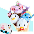 Donald Duck Ice Cream