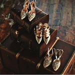 Luisaviaroma: Rene Caovilla 时尚女鞋折扣高达15% OFF