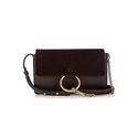 Matchesfashion: 10% OFF on Chloe Faye Mini Leather and Suede Cross-body Bag