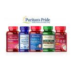 Puritan's Pride: 精选热卖保健品可享高达77% OFF