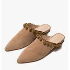 Raye摩洛哥鞋