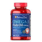 3瓶Omega-3 深海鱼油