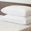 Comforpedic Loft from Beautyrest Foam Core and Fiber Pillow