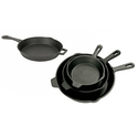 Bayou Classic Cast Iron Skillets from $22.99