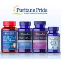 Puritan's Pride: 精选保健品买2送4 + 额外8折
