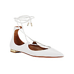 Aquazzura平底鞋