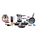 Imperial Home Kitchen Combo Set (62-Piece)