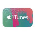价值$50 iTunes 电子礼卡