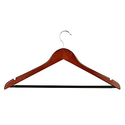 Honey-Can-Do HNG-01335 Wood Hangers 24-Pack