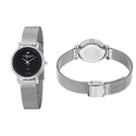 Stührling Original Women's Stainless Steel Swiss Watch