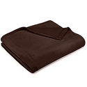 "Pinzon Velvet Plush Throw Blanket 50"" x 60"""