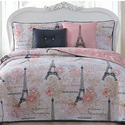 Amour Bed-in-a-Bag Set (8-Piece) or Quilt Set (5-Piece) from $34.99