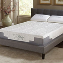 "Nature's Sleep 10"" Customized Memory-Foam Mattress from $229.99"