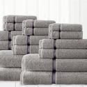 Amrapur 奢华纯棉毛巾18件套