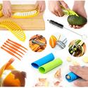 AUSPA Fruit Slicer Peeler 11pcs Set