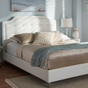 Brittany Modern Tufted Platform Bed from $319.99
