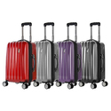 "Olympia USA Titan Expandable Spinner Hardside 21"" Carry-On Luggage"