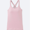 Uniqlo: AIRism Bra Camisole and Tops from $14.9