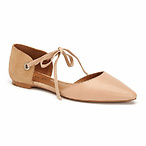 Coach Roy Two-piece Flats