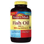 Fish Oil Softgels 250ct