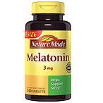 Melatonin Tablets 240ct