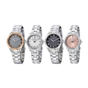 Stührling Original Women's Stainless Steel Dress Watch