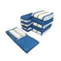 Cotton Kitchen Towel and Dishcloth Set (14-Piece)