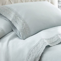 Crochet-Lace Microfiber Sheet Set from $20.99