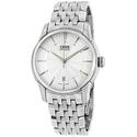 ORIS Artelier Date Automatic Silver Dial Men's Watch